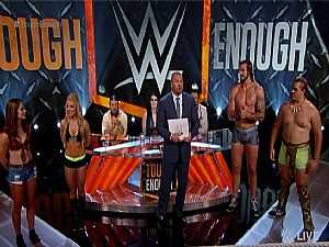 Tough Enough : ��� � ���� �� ������ ��� WWE ��� ������ ������ ������ ������� !