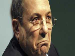 وزير الدفاع الإسرائيلى إيهود باراك