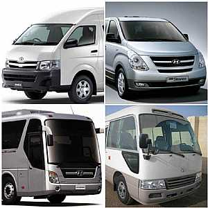 ������ H1 and Hiace