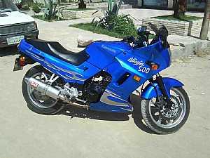 kawasaki ninja 250cc model 2007