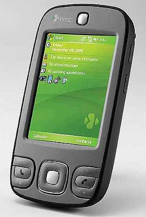HTC P3400 ������ ����� �����