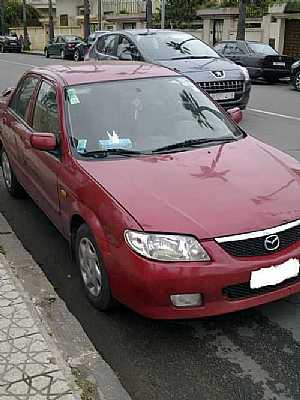 ���� �������: Mazda 323 Mod 2001
