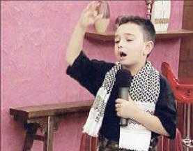 الشاعر السوري الصغير عدي: الدمار والحروب وراء شاعريتي
