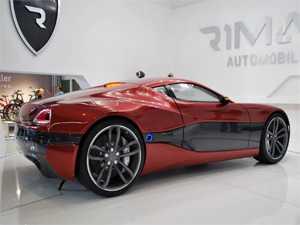 الكشف أقوى سيارة كهربائية العالم اليوم الثالث معرض فرانكفورت