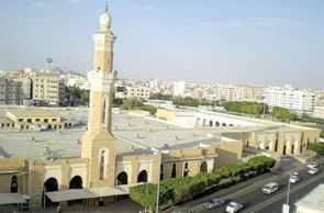 مسجد عباس.. أشهر مساجد الطائف