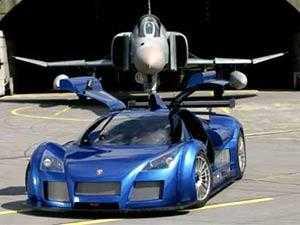 سيارات أسرع من الصوت وسيارات تسابق الريح