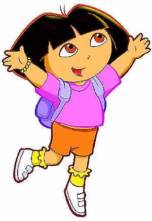 دورا Dora Cartoon