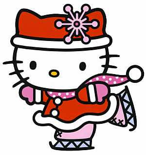هالو كيتى Hello Kitty Christmas