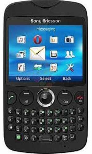 Sony Ericsson CK13i Txt - Black