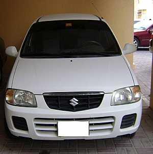 ���� �������: Suzuki Alto 2008